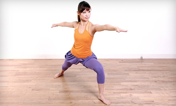 Hot Fitness Yoga - Clearwater: $25 for One Month of Unlimited Classes at Hot Fitness Yoga in Clearwater ($50 Value)