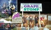Grape Harvest Festival - Victoria Gardens: $6 for Four Adult Tickets to the Grape Harvest Festival
