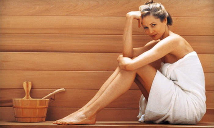 Valeo - The Loop: 5 or 10 Infrared-Sauna Sessions at Valeo (Up to 76% Off)