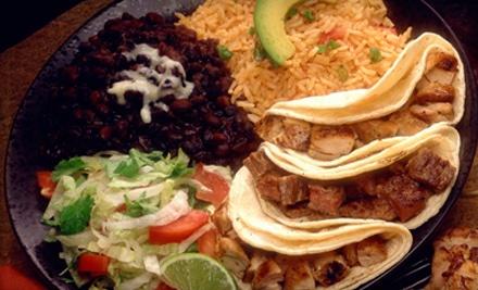$30 Groupon to Sarita's Mexican Grill & Cantina - Sarita's Mexican Grill & Cantina in Saint Amant