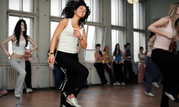 ZUMBA with Abby - Gainesville: $25 for 10 Zumba or Hot Hula Classes from ZUMBA with Abby ($60 Value)