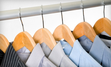 Dry Cleaning for 5 Garments (up to a $23.75 value) - Kahuna Cleaners in Louisville