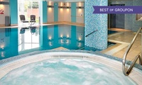 Spa Day Pass with Two Treatments, Drink and Pastry for One or Two at The Cheltenham Chase Hotel