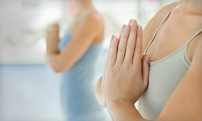 Nautilus Fitness Center - Millcreek: $24 for Six Yoga or Pilates Classes at Nautilus Fitness Center ($49 Value)