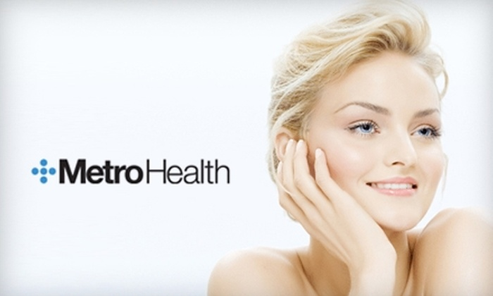 Metro Health Cosmetic Treatment Center - Wyoming: $89 for a MicroLaserPeel at Metro Health Cosmetic Treatment Center in Wyoming