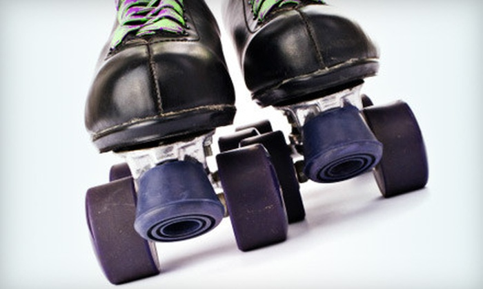 Chagrin Valley Roller Rink - Cleveland: Roller-Skating Outing with Skates for One, Two, or Four at Chagrin Valley Roller Rink in Chagrin Falls (Up to Half Off)