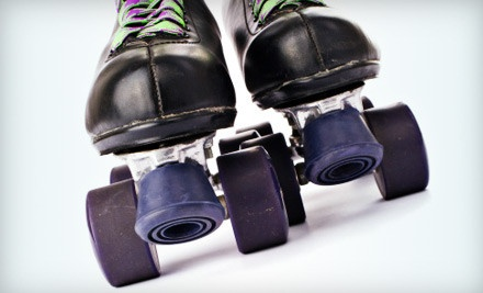 Admission and Skate Rental for One (an $8 value) - Chagrin Valley Roller Rink in Chagrin Falls