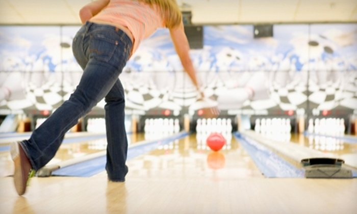 Zodo's Bowling & Beyond - Encina: $10 for Two Games and Two Shoe Rentals at Zodo's Bowling & Beyond (Up to $21.90 Value)
