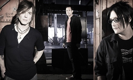 Live Nation: Goo Goo Dolls at the Pompano Beach Amphitheatre on Fri., August 5 at 7PM: Seating Section A and C ($31 Value) - Goo Goo Dolls at the Pompano Beach Amphitheatre in Pompano Beach