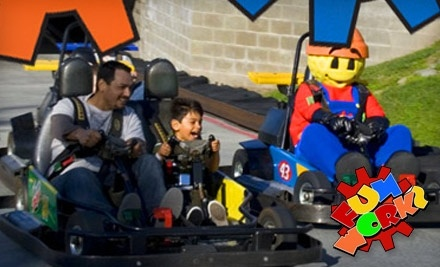 Funworks Modest: Extreme Fun Pass for Persons Under 56