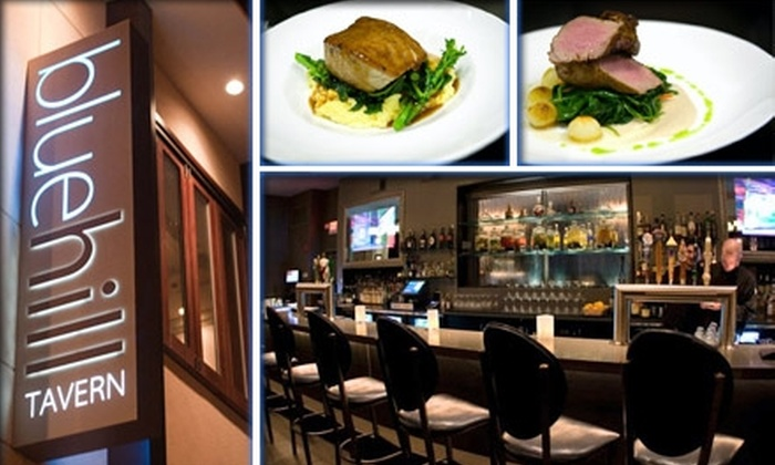 Blue Hill Tavern - Canton: $15 for $30 Worth of Fine American Cuisine at Blue Hill Tavern