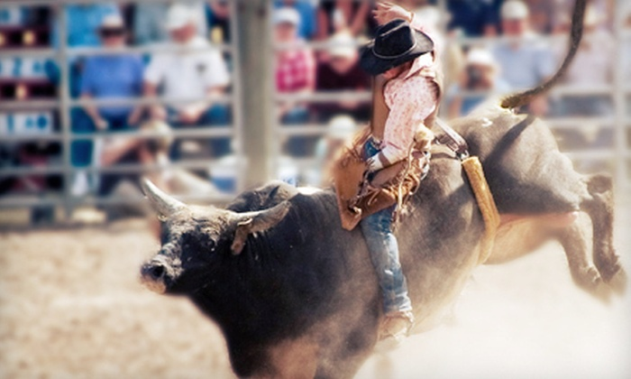 University of Nebraska-Lincoln Rodeo - Lincoln: Ticket Package for Two or Four to the University of Nebraska–Lincoln Rodeo Association Rodeo (Up to 65% Off)