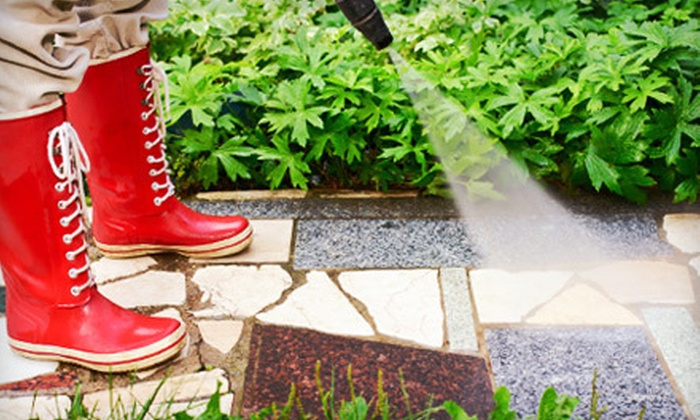 Wash My Pad - Abbotsford: Two-, Four-, or Six-Hour Power Wash from Wash My Pad (Up to 80% Off)