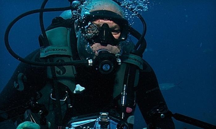 Jupiter Dive Center - Jupiter: $149 for a Diving Certification in Open Water at Jupiter Dive Center ($399 Value)
