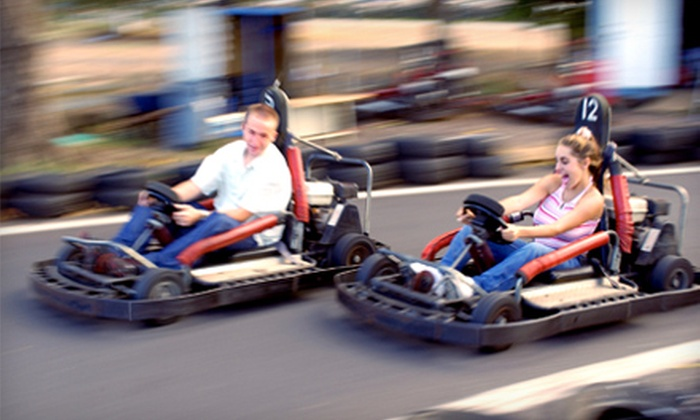 Rockwood Gokart Track - North Fort Worth: $9 for Four Go-Kart Rides at Rockwood Gokart Track (Up to $20 Value)