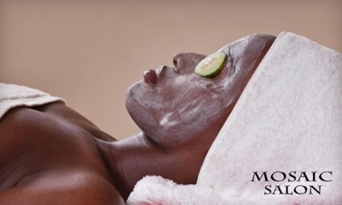 Mosaic Salons  - Canyon Gate: $49 for a Glycolic Facial Peel at Mosaic Salons ($110 value)