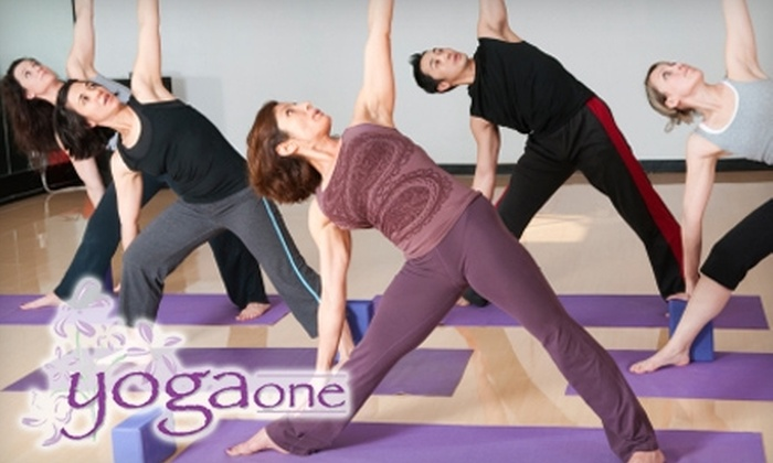 Yoga One - Royal Poinciana: $17 for a Four-Class Yoga Pass ($57 Value) or $47 for One Month of Unlimited Yoga Classes ($147 Value) at Yoga One