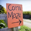 Fresno Corn Maze and Pumpkin Patch - Madera Southeast: Fresno Corn Maze and Pumpkin Patch Outing for Two Adults and Two Children Wednesday–Friday or on Saturday in Madera