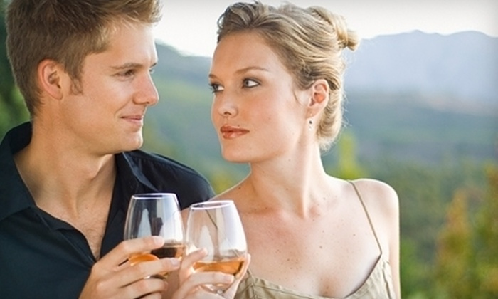 Wine d'Tours - Eastside: Shared Wine Tour for Two or Private Wine Tour for Up to 12 from Wine d'Tours in Soquel (Up to 60% Off)