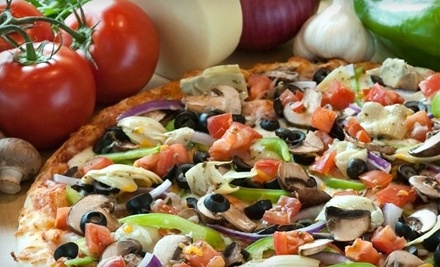 $20 Groupon to Straw Hat Pizza - Straw Hat Pizza in Bryant