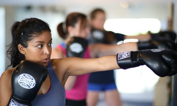 Punch Performance - Safety Harbor: Four Weeks of Membership and Unlimited Fitness Classes at Punch Performance (70% Off)