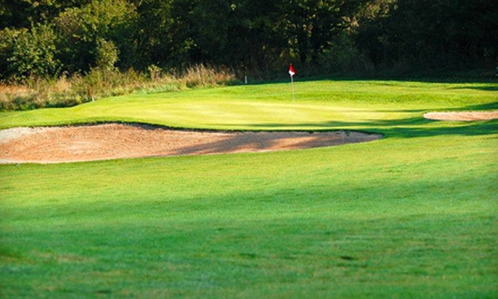 Rolling Hills Country Club - Oconomowoc: $45 for Round of Golf for Two with Cart Rental at Rolling Hills Country Club in Oconomowoc (Up to $90 Value)