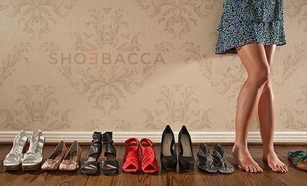 $60 Groupon to Shoebacca.com - Shoebacca.com in
