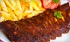 The Shack-Bar and Grill - Fairfield: $10 for $20 Worth of Ribs, Burgers, and More at The Shack Hometown Grill