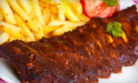 $20 Groupon to The Shack Hometown Grill - The Shack Hometown Grill in Fairfield
