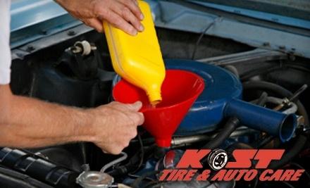 Kost Tire and Auto Care - Kost Tire and Auto Care in Albany