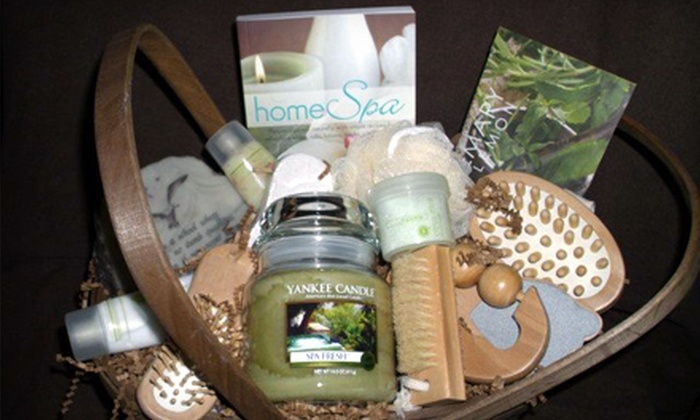 The Basket Case - Multiple Locations: $20 for $40 Worth of Creative Gift Baskets from The Basket Case