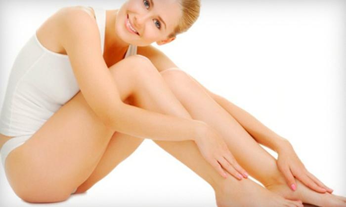 Rejuvenis Skincare - Horace Mann: $129 for Two Laser Spider-Vein-Removal Treatments at Rejuvenis Skincare ($500 Value)