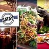 Half Off at Satay Restaurant