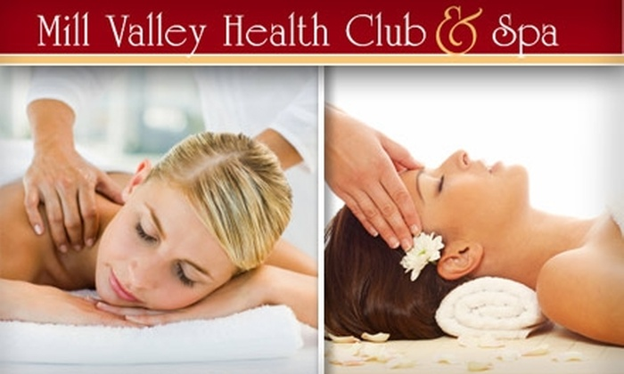 Mill Valley Health Club & Spa - Mill Valley: $45 for $90 Toward Massage at Mill Valley Health Club & Spa