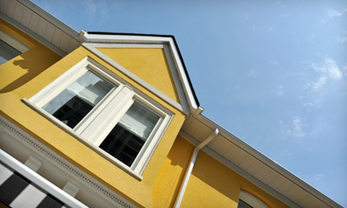 Texas Painting Company - Georgetown: $125 for Complete Home Exterior Power Wash from Texas Painting Company ($295 Value)