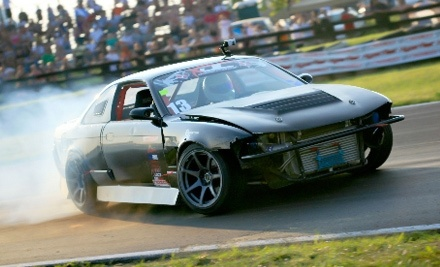 Xtreme Drift Circuit: 3 Tickets for the Qualifying Round on Sat., July 2 at 12PM - Xtreme Drift Circuit in Charlotte