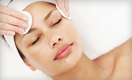 Dermaplaning Treatment and Facial (a $170 value) - Pink Tanning & Body Spa in Palm Desert
