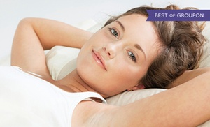 Grandview Aesthetic Center: Four Laser Hair-Removal Treatments at Grandview Aesthetic Center (Up to 88% Off)