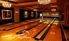 High Rollers Luxury Lanes and Lounge - Ledyard: $10 for 2 Games & 2 Shoe Rentals at High Roller Luxury Lanes