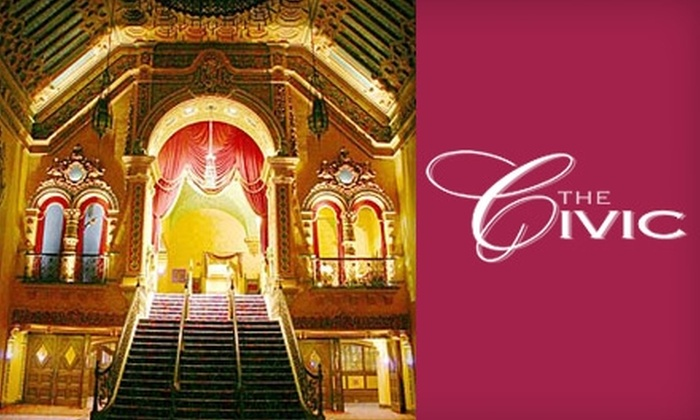 Akron Civic Theatre - Downtown: Tickets for Film, Holiday Music Concerts, and Cultural Festivals at the Akron Civic Theater. Four Dates and Shows Available.