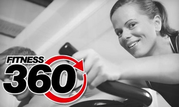 Fitness 360 - North Park: $29 for a Three-Month Membership to Fitness 360 ($99 Value)