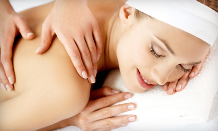 Tides Spa and The SkinDoc - Stone Creek Farms: Acupressure Therapy, Massage, Facial, or Noninvasive Facelift at Tides Spa and The SkinDoc