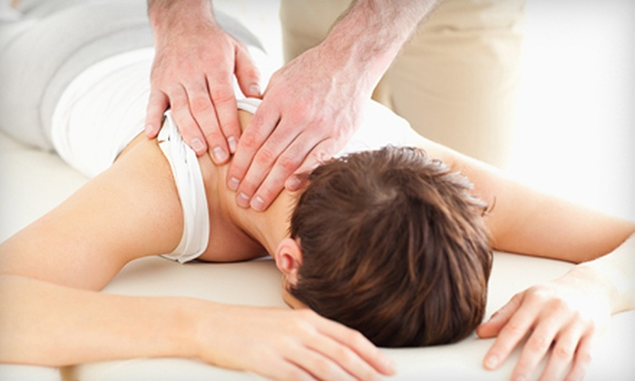 Bond Thomas Chiropractic - St. Petersburg: One or Three 50-Minute Massages at Bond Thomas Chiropractic in St. Petersburg (Up to 62% Off)