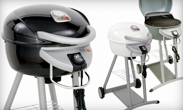 Up To 32% Off A Tru Infrared Patio Bistro Grill
