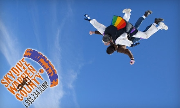 Skydive Warren County - Turtlecreek: $119 for a Tandem Skydive with Skydive Warren County in Lebanon ($239 Value)