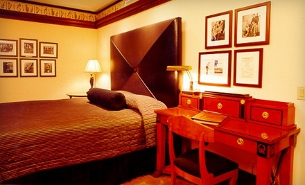 Hotel Pattee: One-Night Stay in a Standard Room - Hotel Pattee in Perry