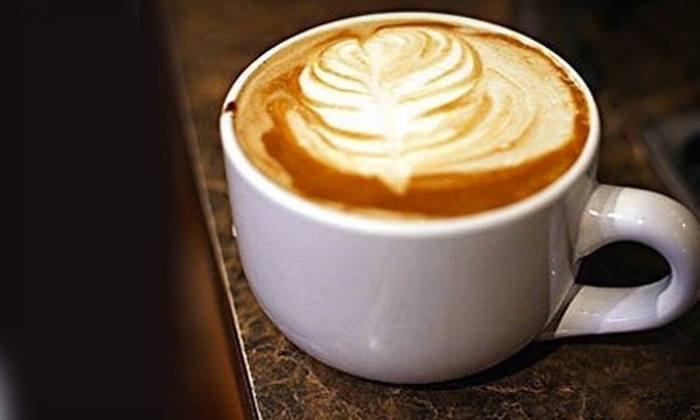 Blue Max Coffee - River Forest: $5 for $10 Worth of Café Fare and Drinks at Blue Max Coffee in Forest Park