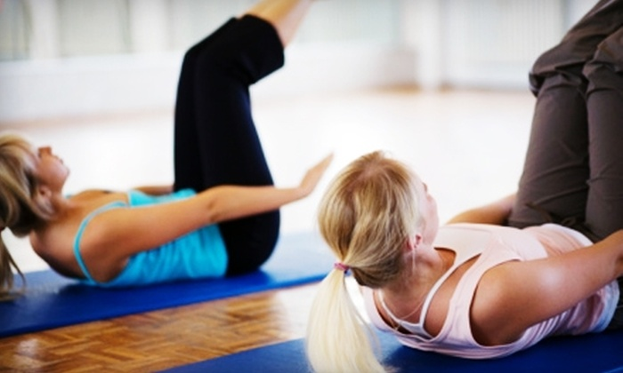 West Hills Athletic Club - Oshtemo: $24 for Punch Card for Five Group Fitness Classes at West Hills Athletic Club ($50 Value)