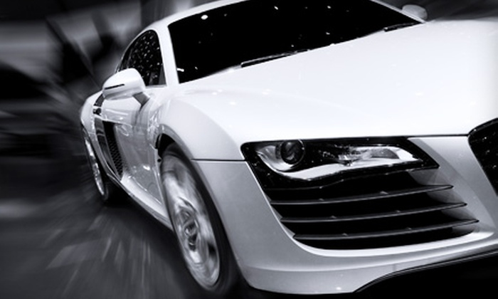 Luxury Wash - Smyrna: Interior and Exterior Detail with Shampoo and Leather Cleaning or Wax, or Full Detail Package from Luxury Wash in Smyrna (Up to 68% Off)