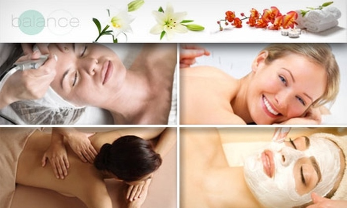 Balance The Clinic - Cow Hollow: $55 for $125 Worth of Any Beauty and Wellness Treatments at Balance the Clinic